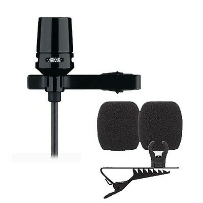 Shure CVL-TQG Conderser Lavalier Microphone for Wireless