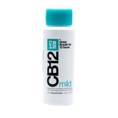 CB12 Mouthwash / Rinse - Mild Mint 250ml