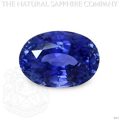 Natural Untreated Blue Sapphire, 16.78ct. (B5870)