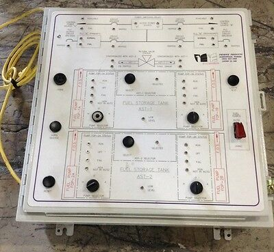 AST-2 Fuel Storage Tank / Power Switching Relay by Phoenix Product (New Surplus)
