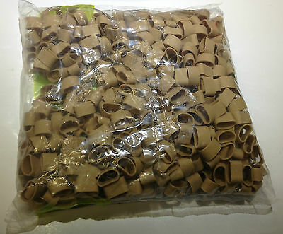 Lobster Rubber Bands For Use With Banding Tool Lobster Fishing 1Lb Bag Free P&p