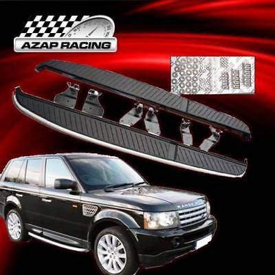 2006-2013 OE Style Running Board Side Step Bar For Land Range Rover Sport 4Dr