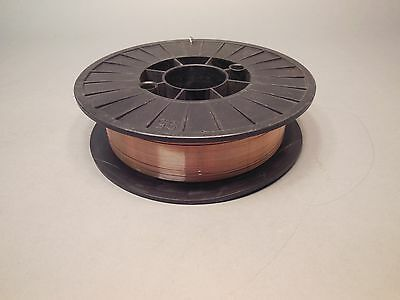 "1 10 lb Roll Spool ER70S-6 .035"" Mild Steel MIG Welding Wire Precision Layer"