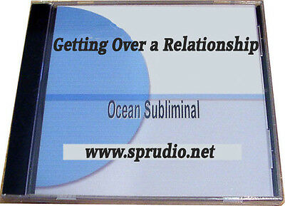 Getting Over a Relationship Subliminal Ocean WavesCD
