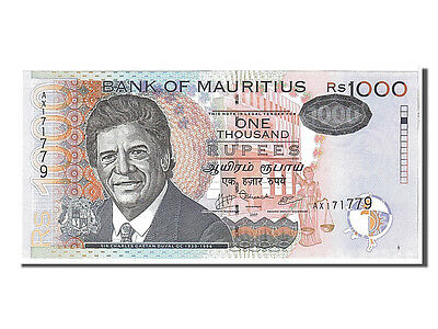 [#108269] Mauritius, 1000 Rupees type Sir Charles Duval, Pick 59d