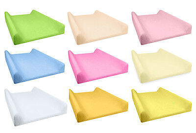 NEW BABY COVER TO FIT CHANGING MAT TERRY TOWELING  SHEET 70x50 cm NURSERY