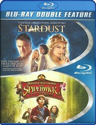 Stardust / The Spiderwick Chronicles (Blu-ray - Double Feature)