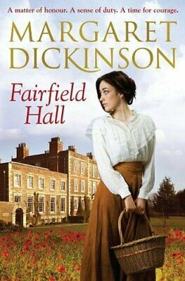 Fairfield Hall by Dickinson, Margaret Book The Cheap Fast Free Post