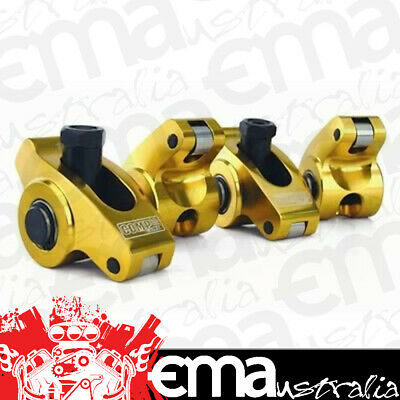 "Comp Cams Ultra Gold Roller Rockers 1.65 Ratio 7/16"" Stud Mount Co19061-16"