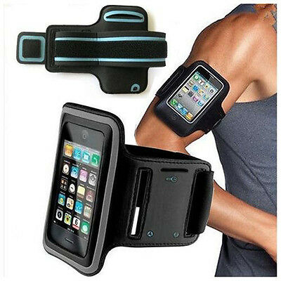 Running Jogging Sports Exercise Gym Armband Case Cover for Apple iPhone 5 5S 5C
