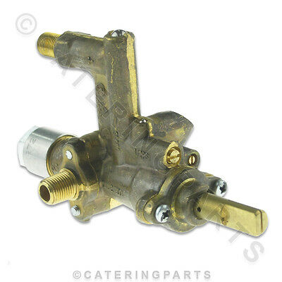 Hobart 00-740116 Char-Grill Broiler Burner Gas Valve / Fsd Flame Failure Device