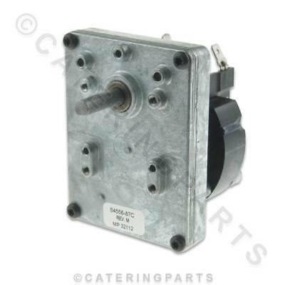 240v CONVEYOR BELT DRIVE MOTOR / GEAR-BOX / FAN FOR 420 421 428 ROTARY TOASTERS