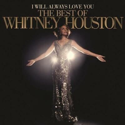 WHITNEY HOUSTON - I Will Always Love You: The Best Of CD *NEW* Greatest Hits