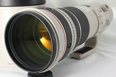 Canon EF 500mm f/4L IS USM Excellent ! from Japan
