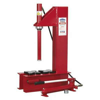 Sealey Tools YC10B 10 Ton 10T Hydraulic Bench C Type Press Pressing Plates New