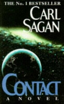 Contact, Sagan, Carl Paperback Book The Cheap Fast Free Post