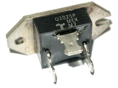Q2025P TECCOR ELECTRONICS Alternistor Triac 200V 25A [QTY=1pcs]