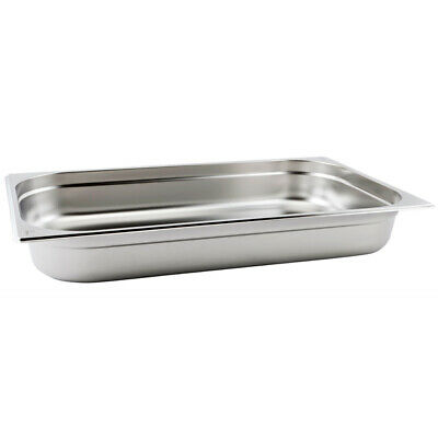 Gastronorm Pan 1/1 Full Size 65mm Deep   Gastronom Pan
