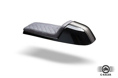 Universal  Cafe Racer Seat  ( SCR3) - ABS plastic