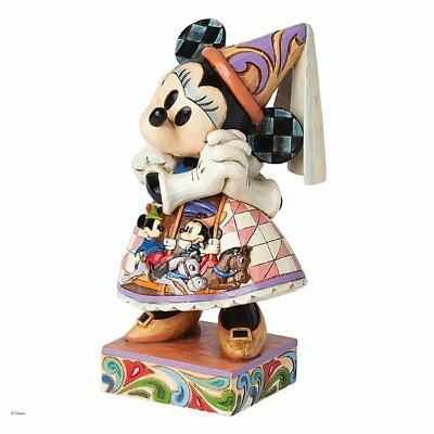 Disney Traditions Minnie Mouse Princess Figurine Happily Ever After Jim Shore