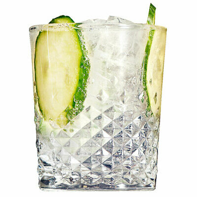 Carats Double Old Fashioned Glasses 12.3oz / 350ml - Set of 4
