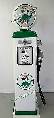 New Sinclair Dino Gas Pump Oil Reproduction Replica - Free Shipping* & Handling