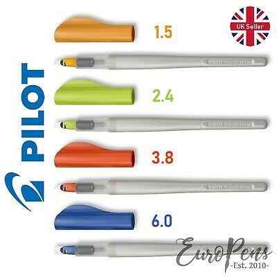Pilot PARALLEL Calligraphy Fountain Pen - All Nib Sizes Available