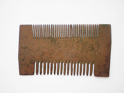 Superb ANCIENT Medieval Authentic COMB CREST circa 14 - 15 century AD