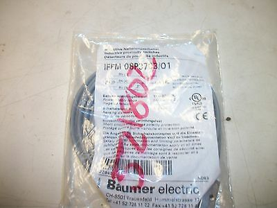Baumer Inductive Proximity Switches IFFM 08P3703/01
