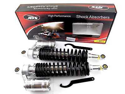 CAN-AM MX-6 250 400mm JBS REAR AIR/NITROGEN CELL SHOCK ABSORBERS SB
