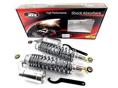 CAN-AM TNT MX2 250 340mm JBS REAR AIR/NITROGEN CELL SHOCK ABSORBERS SC