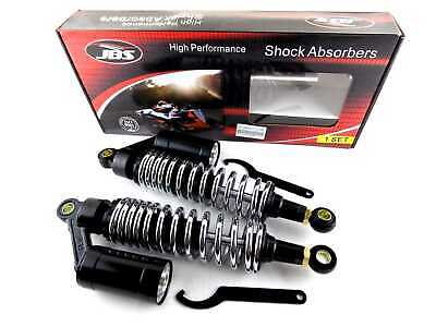 CAN-AM TNT MX2 250 340mm JBS REAR AIR/NITROGEN CELL SHOCK ABSORBERS BC
