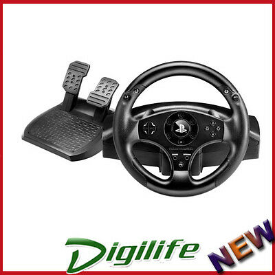 Thrustmaster T80 Steering Wheel & Pedals for PS3/PS4 PlayStation Gaming Controll