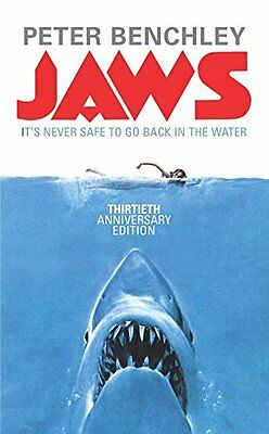 Jaws, Benchley, Peter Paperback Book The Cheap Fast Free Post