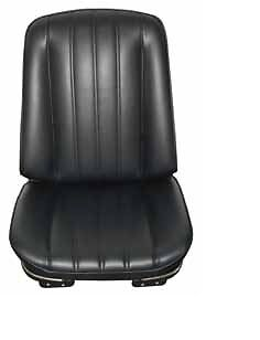 1968 Chevy Nova Custom SS Front&Rear Seat Cover Set -New -Choose Color