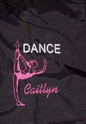 Personalized Dance Dancer Ballerina Competition Costumes Dress Garment Bag