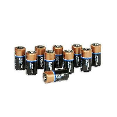 Zoll 8000-0807-01  Batteries 123 Lithium for Zoll AED Plus - Pack of 10