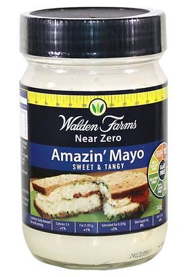 Walden Farms Near Zero Calorie Mayo - Carb Free - Fat Free - All Flavours