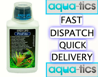 Easy-Life ProFito the complete Aquarium Plant Fertiliser Fish Tank Fertilizer