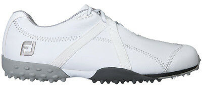 FootJoy M Project Golf Shoes Ladies Closeout Spikeless White 95608 Womens New