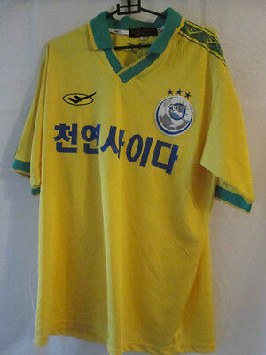 Seongnam Ilhwa Chunma 1996 Home Football Shirt Adults Large  /10579