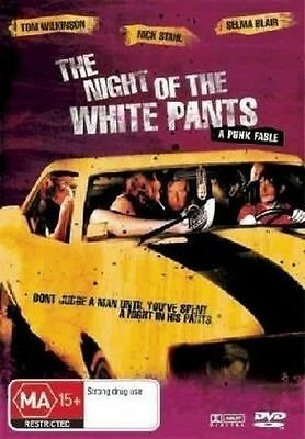 The Night of the White Pants a punk fable DVD NEW sealed region 4 stock Perth