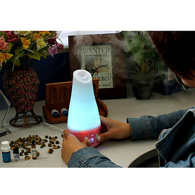 Ultrasonic Aroma Air Diffuser Humidifier Aromatherapy Purifier 100-240V New sell