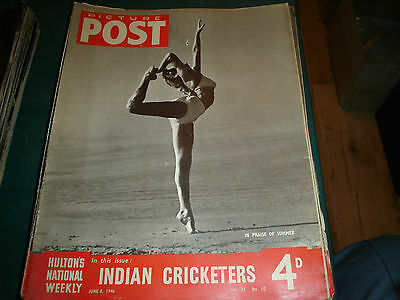 Vintage Magazines - Picture Post - Volume 31 No.10 - 8Th June 1946