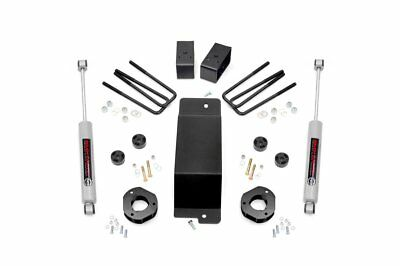 "3.5"" Lift Kit, 2007-2016 Chevy Silverado, GMC Sierra 1500 4wd Models"