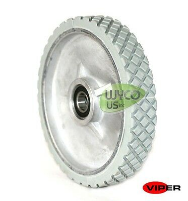 "8"" Wheel Assembly, Viper Fang 20 And 20T Floor Scrubbers, Vf82005, Vf82005A, New"