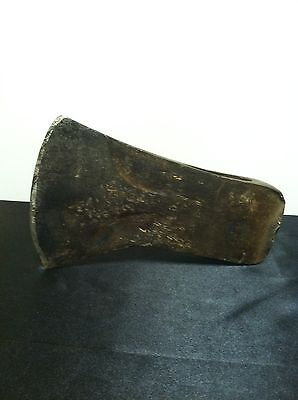 VINTAGE AXE HEAD-Over 3lbs-No Maker Name-Nice Patina