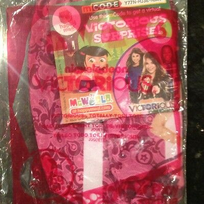 2012 Victorious McDonalds Happy Meal Toy - Fashion ... |Victorious Happy Meal Toy