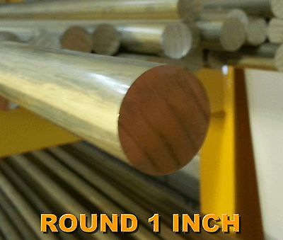 Brass Rod 1 Inch Round - FREE CUTTING BRASS ALLOY C385 PER 1 METRE LENGTHS