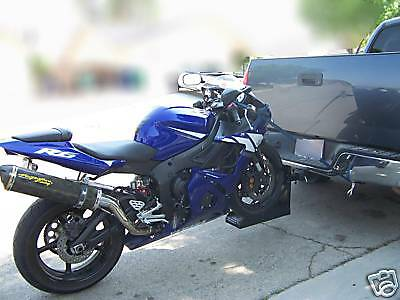 MOTORCYCLE HITCH HAULER TOW/TOWING CARRIER NO TRAILER